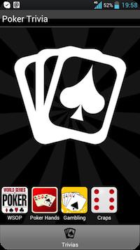 poker trivia app